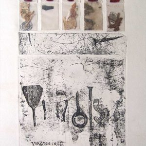 Collection Schottenburgh, etching, mixed media, 50 x 65 cm, collection Monumentenzorg, Amsterdam)