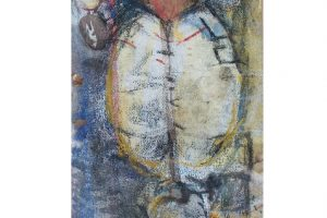 z.t, 35 x 60 cm, mixed media on paper