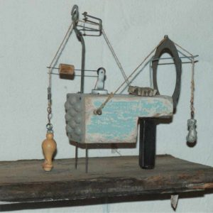 Balance finder, 1998, private collections