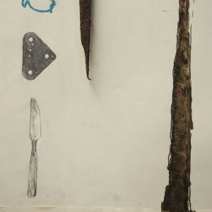 drawing, object (muuranker)