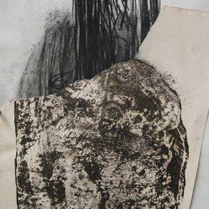 etching, drawing