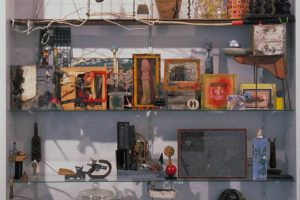 Vitrine, 1999, Den Bosch