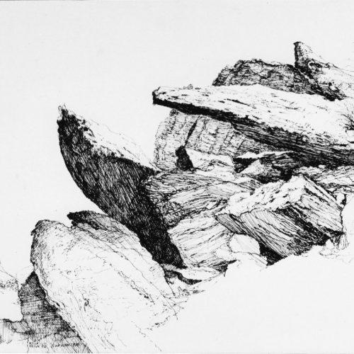 Thuir d' Evole (Pyreneen), 1975