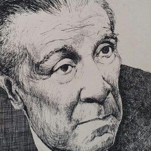 Als Jorge Luis Borges