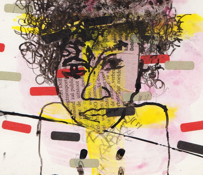 as Bob Dylan in 1966