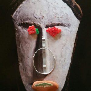 Mask KwasiOceanic Art 2