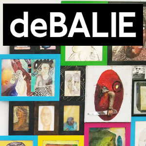 Todays Face in DeBalie