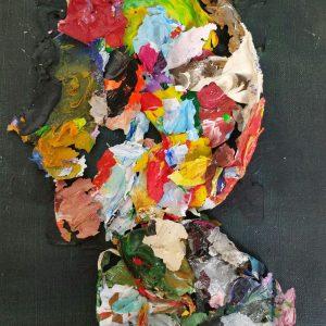 colorful-face-en-profil