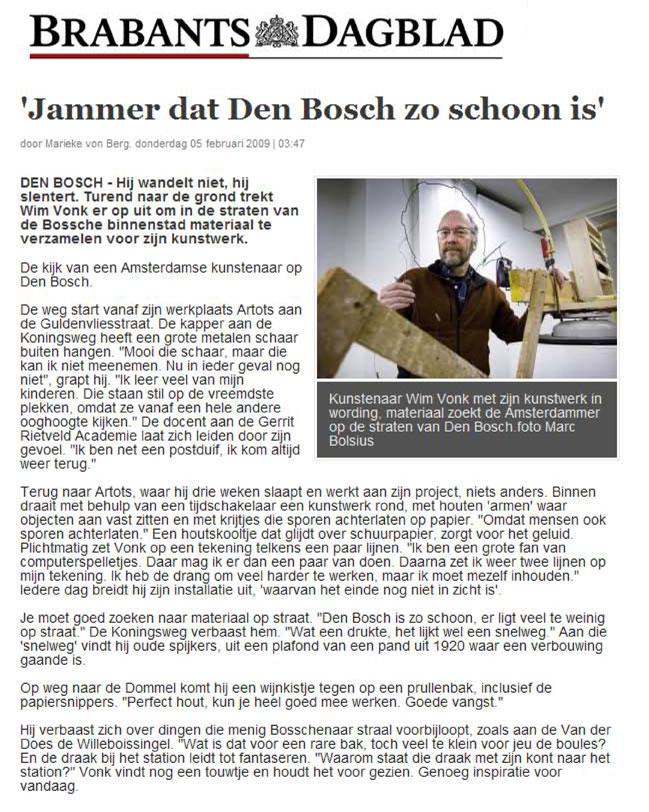 pdf artikel Brabants Dagblad